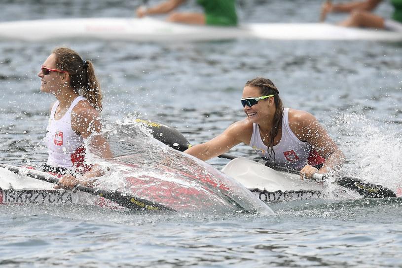 Justyna Iskrzycka w Tokio wystąpi indywidualnie w konkurencji K-1 500 metrów oraz w osadzie K-4 również 500 metrów /AP/EAST NEWS /East News