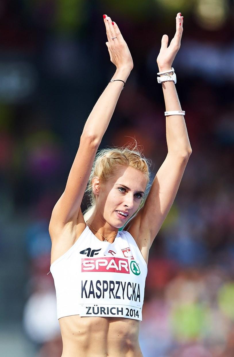 Justyna Kasprzycka /Adam Warżawa /PAP