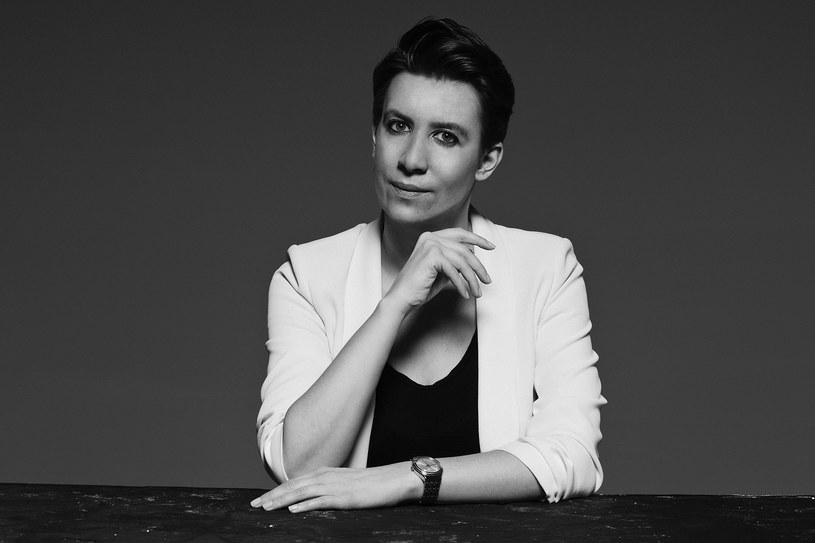 Justyna Kopińska, fot: Jakub Pleśniarski /