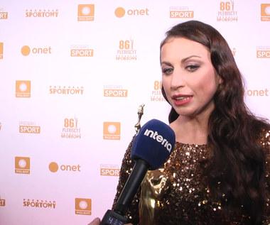Justyna Kowalczyk dla Interii: Mam nadzieję, że się odnajduję. Wideo
