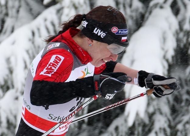 Justyna Kowalczyk Fot. Grzegorz Momot /PAP