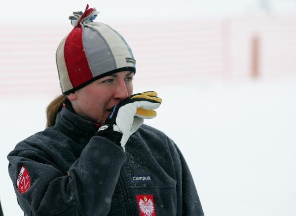 Justyna Kowalczyk liczy na dobry występ na 10 km techniką klasyczną. Fot. Łukasz Grochala /Agencja Przegląd Sportowy
