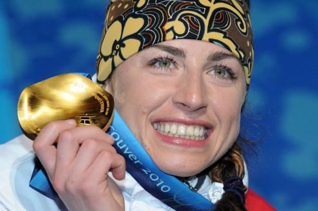 Justyna Kowalczyk może uznać ten sezon za udany /AFP