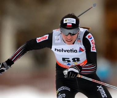 Justyna Kowalczyk na 11. miejscu w biegu na 15 km w Davos