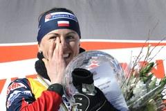 Justyna Kowalczyk odebrała Kryształową Kulę