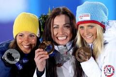 Justyna Kowalczyk odebrała złoty medal!