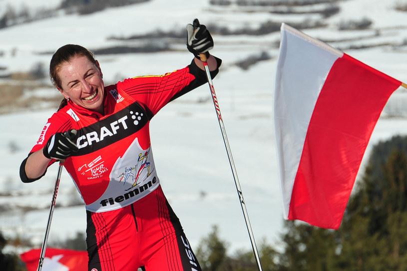 Justyna Kowalczyk to nasza największa nadzieja na medale w Soczi /AFP