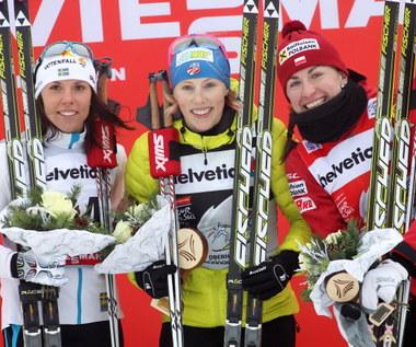 Justyna Kowalczyk trzecia w prologu Tour de Ski