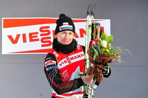 Justyna Kowalczyk urodziny może świętować nawet dwa razy do roku /AFP