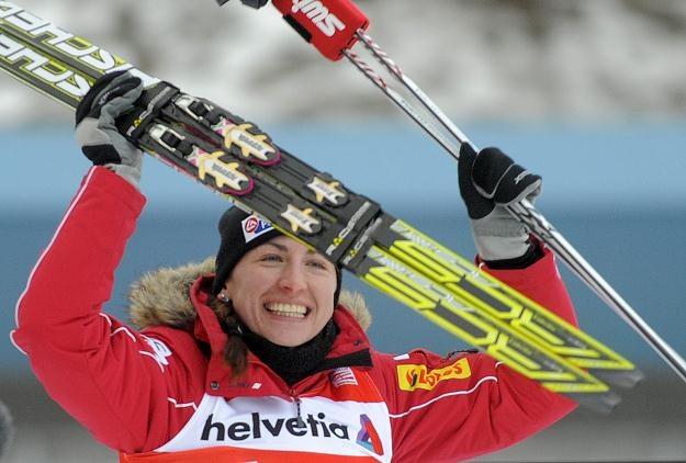 Justyna Kowalczyk w imponującym stylu wygrała prolog Tour de Ski /AFP