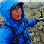 Justyna Kowalczyk w zaawansowanej ciąży wspina się po górach!