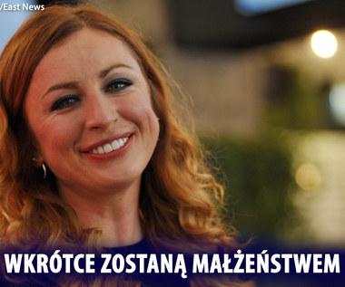 Justyna Kowalczyk wyjdzie za mąż. Wygadał się Aleksander Wierietielny. Wideo