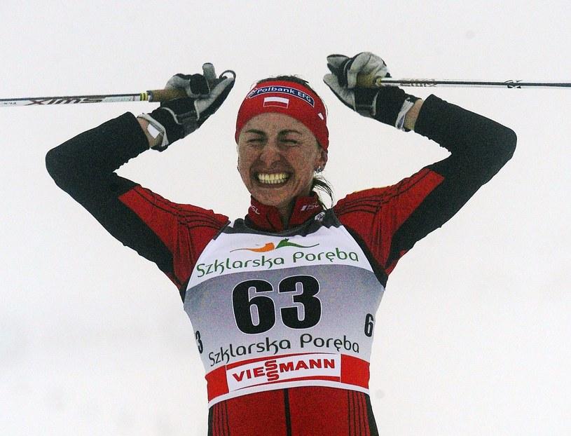 Justyna Kowalczyk wystartuje w Szklarskiej Porębie /AFP