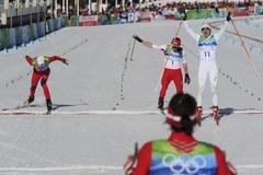 Justyna Kowalczyk wywalczyła kolejny medal w Vancouver