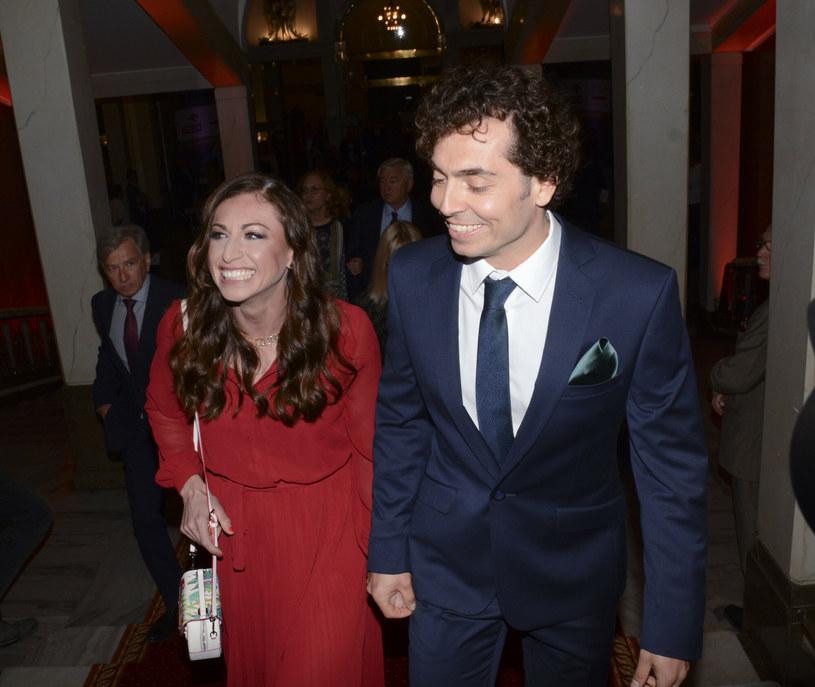 Justyna Kowalczyk z mężem /SYLWIA DABROWA / POLSKA PRESS /East News