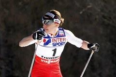 Justyna Kowalczyk zdobyła srebro.       Drugi medal mistrzostw świata dla Polski!