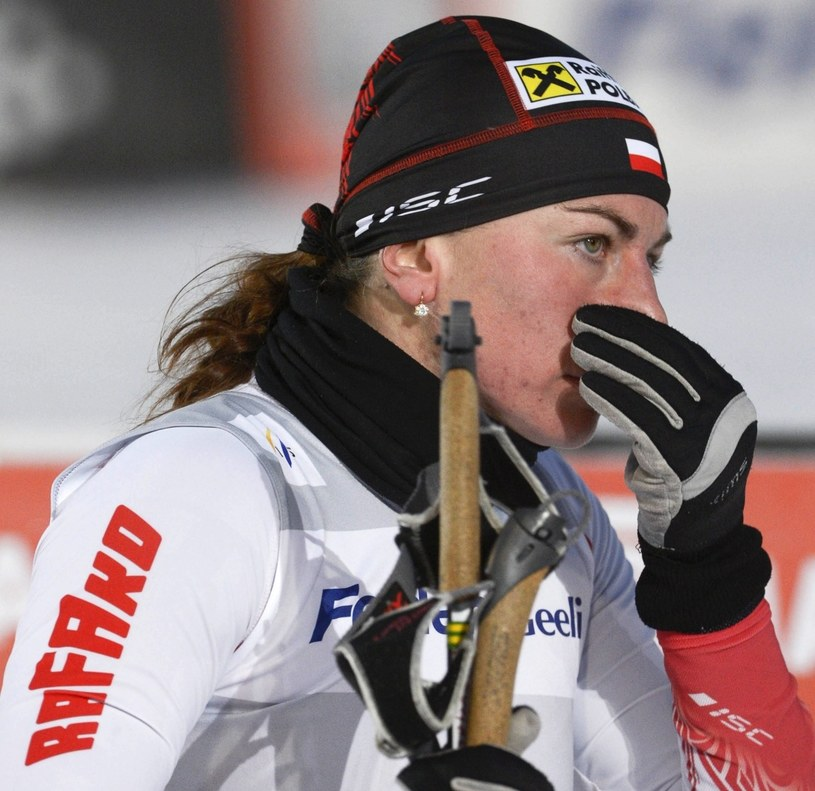 Justyna Kowalczyk /PAP/EPA