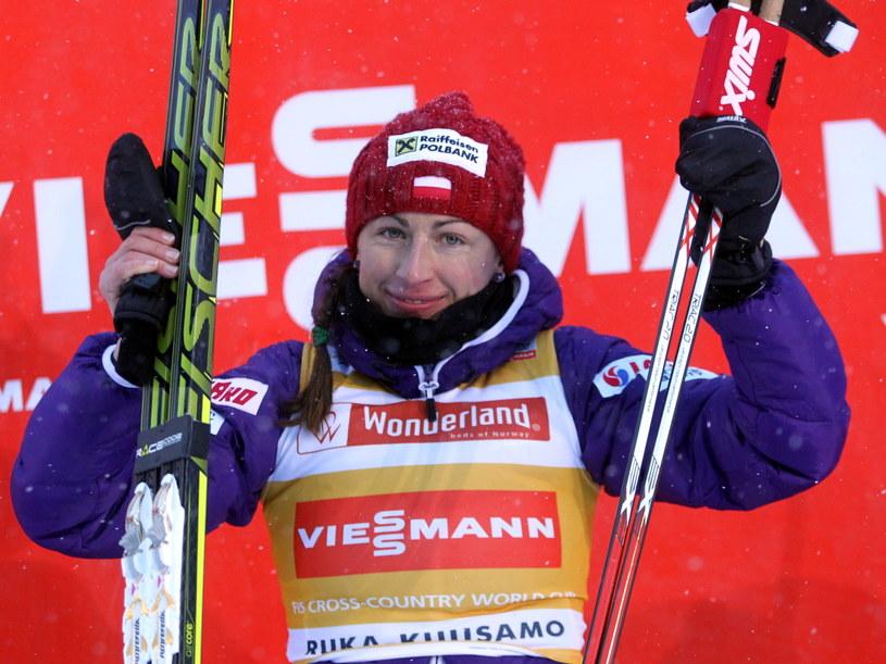 Justyna Kowalczyk /fot. Grzegorz Momot /PAP