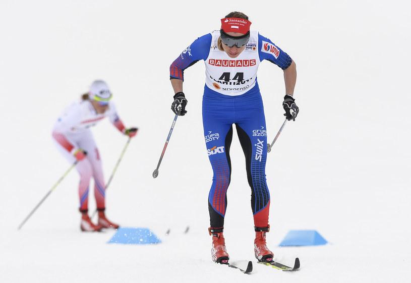 Justyna Kowalczyk /JONATHAN NACKSTRAND /AFP