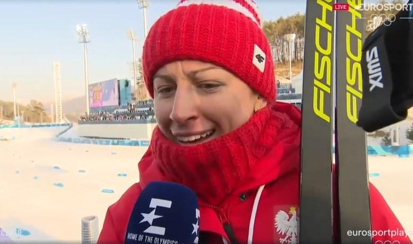 Justyna Kowalczyk. /INTERIA.PL