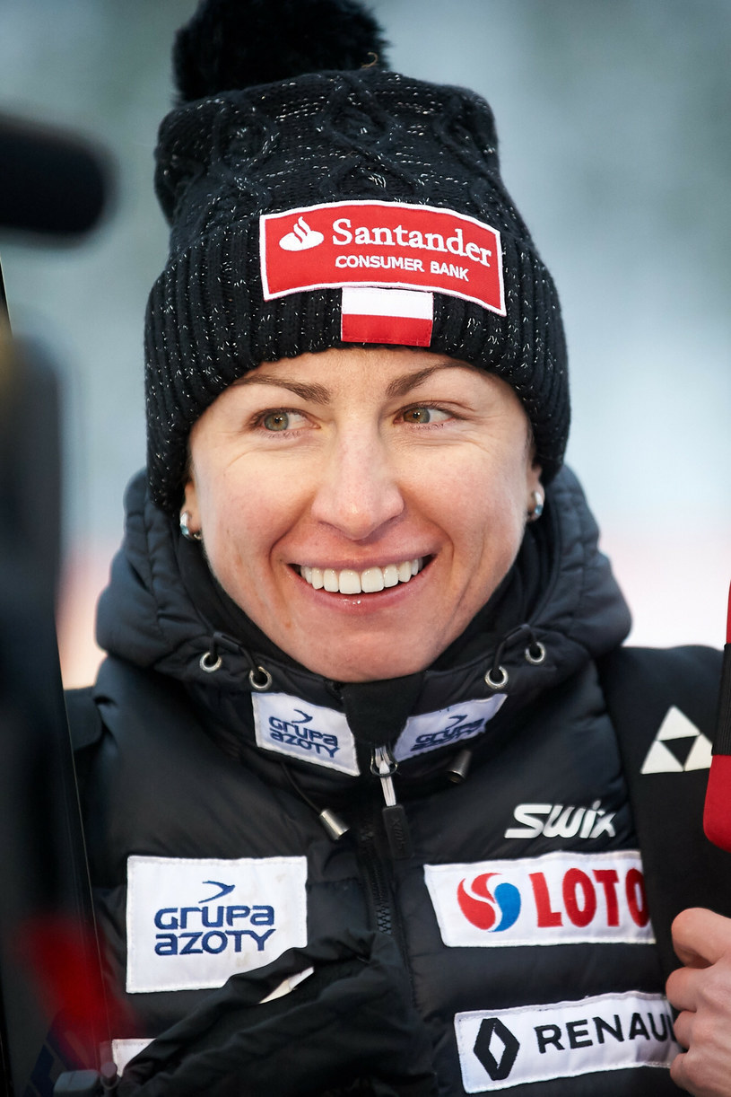 Justyna Kowalczyk /Fot. Lukasz Szelag/REPORTER