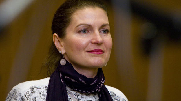 """Justyna Pawlak wróciła do aktorstwa. Ostatnio zagrała małą rolę w """"Jacku Strongu"""" - fot. Anna Abako /East News"""