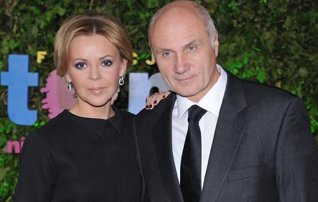 Justyna Pochanke i Adam Pieczyński /Jarosław Antoniak /MWMedia