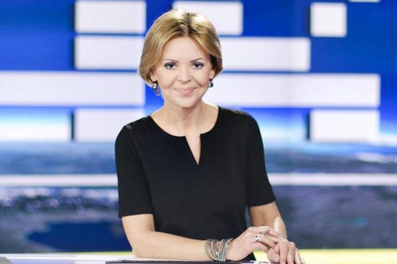 Justyna Pochanke rozstała się z TVN po dziewiętnastu latach /TVN /materiały prasowe