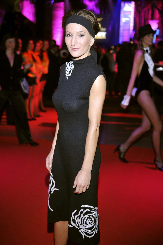 Justyna Steczkowska, 2008 r. /Kurnikowski /AKPA