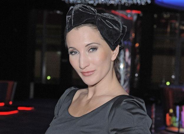 Justyna Steczkowska / fot. A. Szilagyi /MWMedia