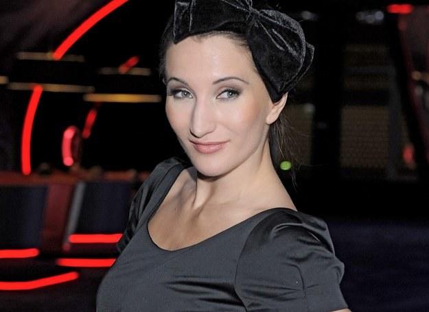 Justyna Steczkowska fot. Andras Szilagyi /MWMedia