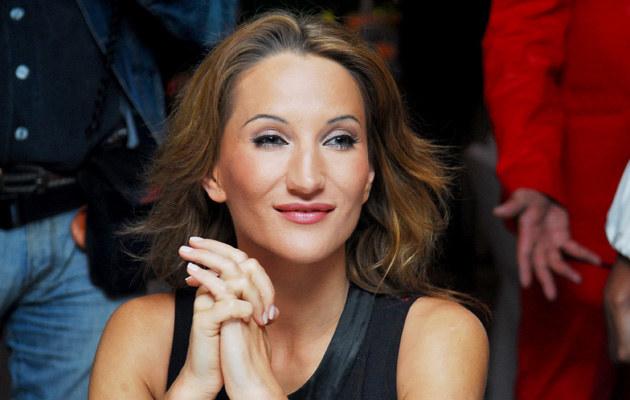 Justyna Steczkowska /fot.Marek Ulatowski  /MWMedia
