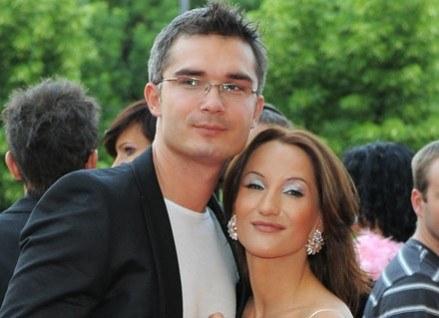 Justyna Steczkowska i Maciej Myszkowski, fot. Andrzej Szilagyi /MWMedia