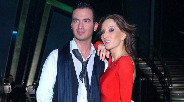 Justyna Steczkowska i Stefano Terrazzino, fot. Andrzej Szilagyi  /MWMedia