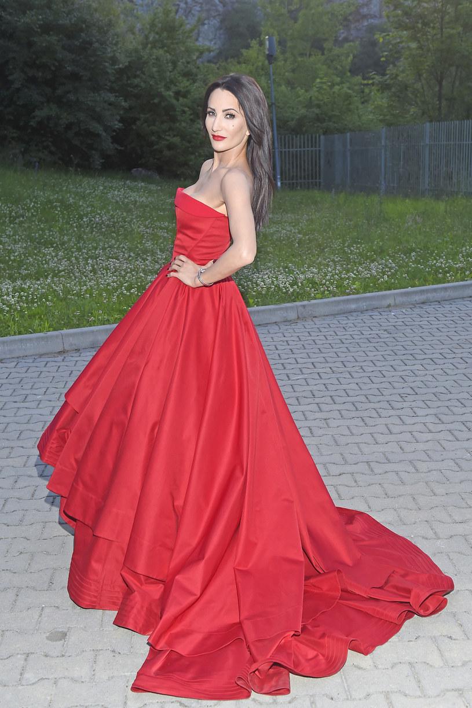 Justyna Steczkowska /- /AKPA