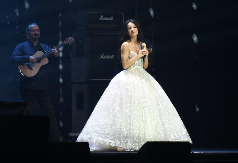 Justyna Steczkowska /ANDRZEJ ZBRANIECKI /East News