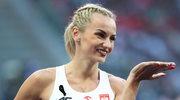"""Justyna Święty-Ersetic w 1,5 godziny zdobyła dwa złote medale! """"Zakręciły mi się łzy w oczach"""""""