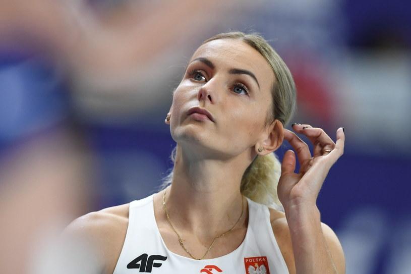 Justyna Święty-Ersetic /Adam Warżawa /PAP