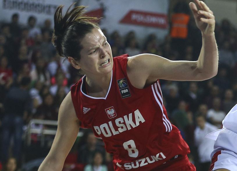 Justyna Żurowska-Cegielska /Newspix