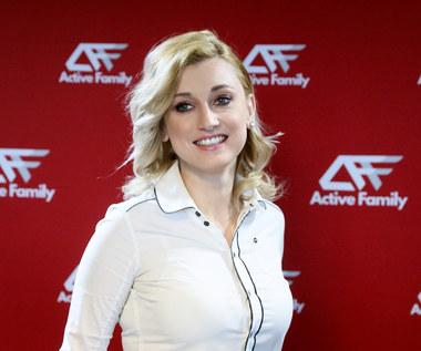 """Justyna Żyła przygotowuje się do programu """"Dancing with the Stars. Taniec z Gwiazdami"""""""