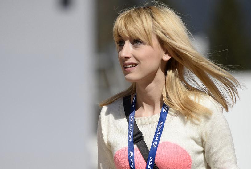 Justyna Żyła /Irek Dorożański /Agencja FORUM