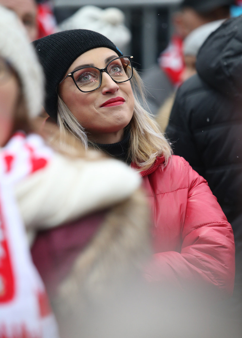 Justyna Żyła /Damian Klamka /East News