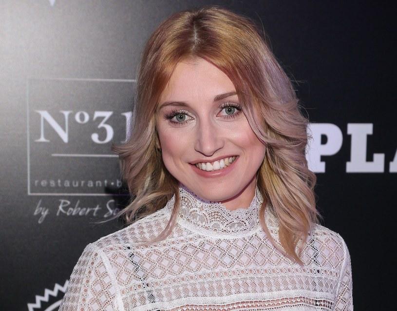Justyna Żyła /Kamil Piklikieiwcz /East News