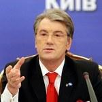 Juszczenko przyznaje się do porażki