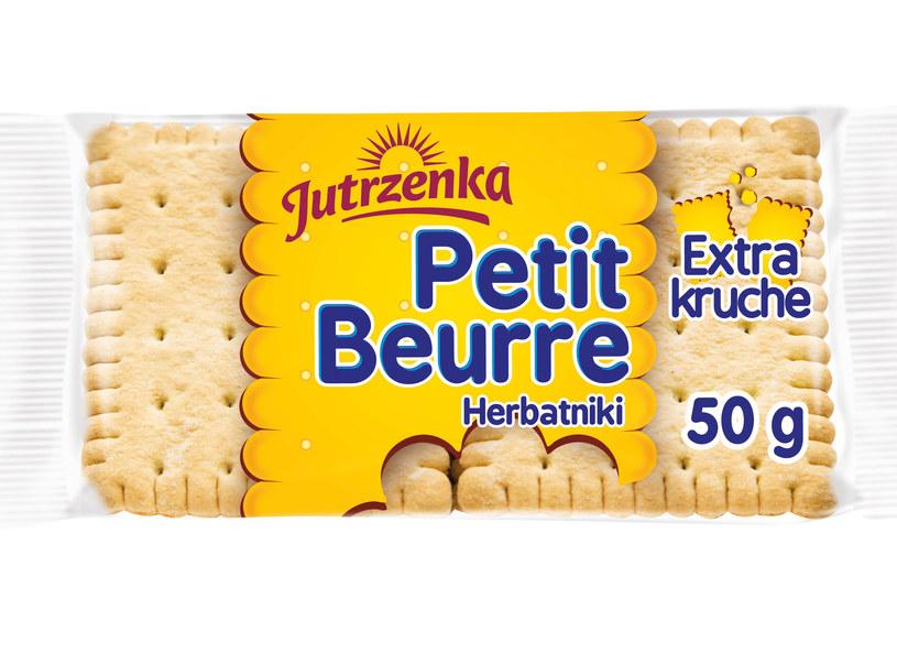 Jutrzenka Petit Beurre /materiały prasowe /materiały prasowe