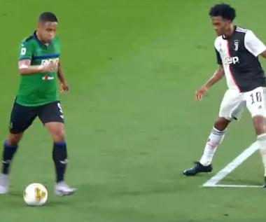 Juventus - Atalanta 2-2 - skrót (ZDJĘCIA ELEVEN SPORTS). WIDEO