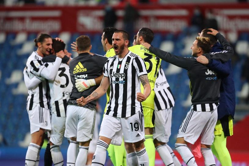 Juventus FC /PAOLO MAGNI  /PAP