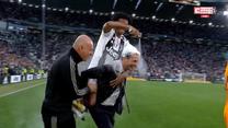 Juventus - Fiorentina 2-1 - skrót (ZDJĘCIA ELEVEN SPORTS). WIDEO