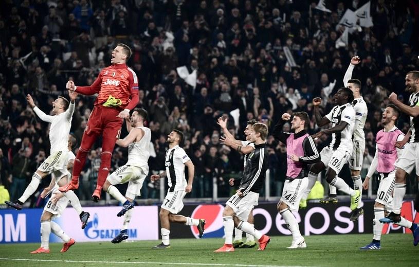 Juventus i Wojciech Szczęsny w akcji. Serie A wraca do świata żywych /MARCO BERTORELLO /AFP