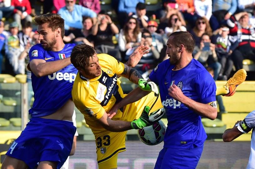 Juventus nie poradził sobie z outsiderem /AFP